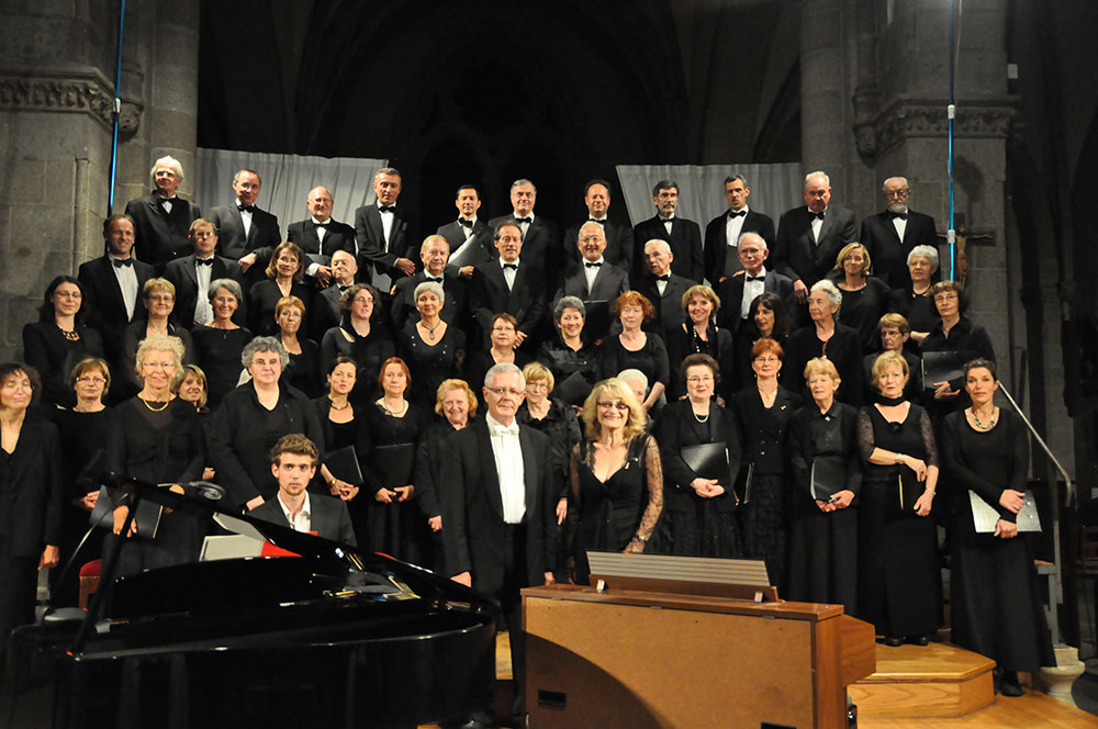 Concert de l'ensemble vocal Harmonia Voce