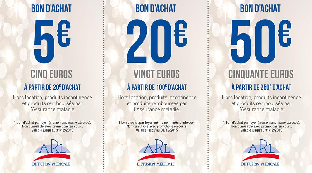 ARL couponing Septembre 2015