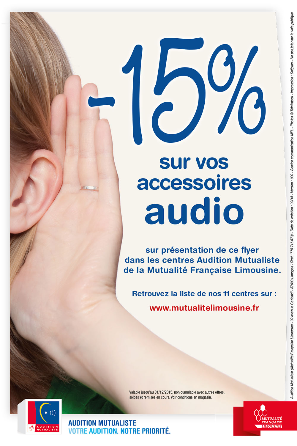 Offre Audition Mutualiste